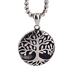 The Tree Of Life Jewelry Pendant Necklace