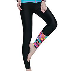 abordables Máscaras de Buceo-SBART Mujer Pantalones de neopreno Trajes de buceo / Bañadores Resistente a los UV Submarinismo / Buceo