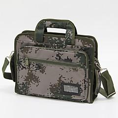 preiswerte Tablet-Hüllen-15inch Tarnung Laptop-Tasche / Case für Business / Student Armee grün