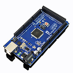 cheap Motherboards-(For Arduino) Mega2560 ATmega2560-16AU USB Board