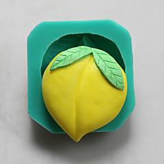 őszibarack csokoládé szilikon formák, sütemény formák, szappan öntőformák, dekorációs szerszám bakeware