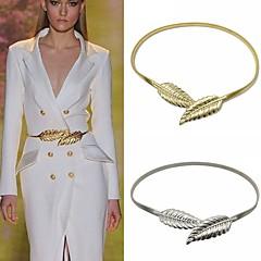 Dame Bijuterii de corp Lanț de Talie Corp lanț / burtă lanț Sexy European costum de bijuterii Aliaj Bijuterii Pentru Zilnic Casual
