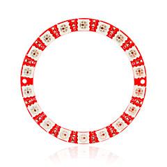 tanie -Keyes ws2812-18 pełnym kolorze RGB koloru wewnątrz modułu LED (czerwony)