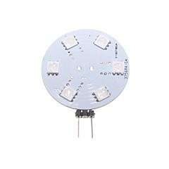 G4 GZ4 LED Bi-pin Lights Recessed Retrofit 9 SMD 5050 80-120 lm RGB K Decorative DC 12 AC 12 V