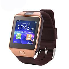 Slim horloge Lange stand-by Verbrande calorieën Stappentellers Camera Touch Screen Informatie Handsfree bellen Anti-verloren