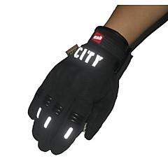 お買い得  カーアクセサリー-完全な指のタッチ手袋に乗って、反射、非毒性、無臭すべりにくい通気性防水