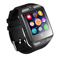 billige Elegante ure-NO Mikro SIM Kort Bluetooth 4.0 3G WIFI NFC iOS Android Handsfree opkald Mediakontrol Beskedkontrol Kamerakontrol 128MBAudio Video FM