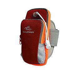 Faixa de Braço Bolsa Celular para Ciclismo/Moto Fitness Corrida Cooper Bolsas para Esporte Lista Reflectora Prova-de-Água Secagem Rápida