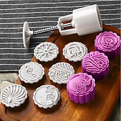 preiswerte -Kuchenformen Plätzchen Chocolate Kunststoff Backen-Werkzeug