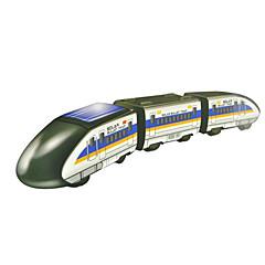 abordables Aparatos Propulsados por el Sol-Juguetes de energía solar Kit de Bricolaje Juguetes científicos Carros de juguete Tren Juguetes Cola Piezas Chico Regalo