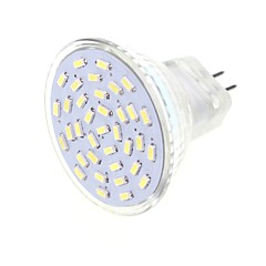 preiswerte LED-Birnen-SENCART 1pc 3 W 600 lm G4 LED Spot Lampen MR11 36 LED-Perlen SMD 3014 Dekorativ Warmes Weiß / Kühles Weiß 12 V / 1 Stück / RoHs