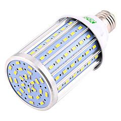 abordables Ampoules LED-ywxlight® 22w e26 / e27 lumières de maïs led 102 smd 5730 2000-2200 lm blanc chaud froid blanc décoratif ac 85-265 ac 220-240 ac