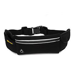 L Faixa de Braço Bolsa de cinto Bolsa Celular Pochete para Corrida Bolsas para Esporte Prova-de-Água Escondido Telefone Fechar corpo