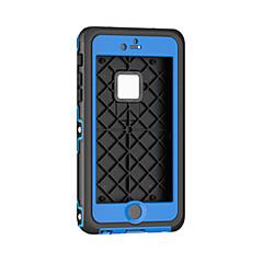 Mert iPhone 6 tok / iPhone 6 Plus tok Vízálló / Víz / Dirt / ütésálló Case Teljes védelem Case Egyszínű Kemény PC AppleiPhone 6s Plus/6