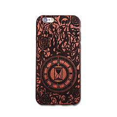 Для Кейс для iPhone 6 Кейс для iPhone 6 Plus Чехлы панели Ультратонкий Рельефный С узором Other Задняя крышка Кейс дляГеометрический