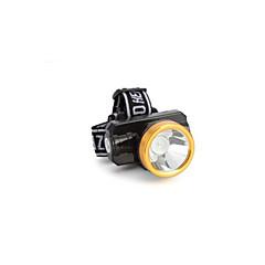 Φακοί Κεφαλιού LED 200 Lumens 2 Τρόπος LED Επαναφορτιζόμενο για Κατασκήνωση/Πεζοπορία/Εξερεύνηση Σπηλαίων Καθημερινή Χρήση Κυνήγι