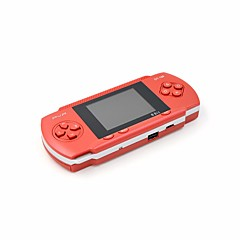 cheap Game Consoles-DT-188 PVP 8-Bit Portable Handheld Video Games Console with 2.7 TFT LCD Build-in 8888 Games