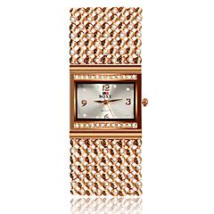 cheap Bracelet Watches-SOXY® Fashion Women's Business Dress Watch Ladies' Alloy Imitation Diamond Analog Quartz Bracelet Watch