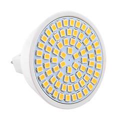 preiswerte LED-Birnen-YWXLIGHT® 7W 600-700lm GU5.3(MR16) LED Spot Lampen MR16 72 LED-Perlen SMD 2835 Dekorativ Warmes Weiß Kühles Weiß 9-30V