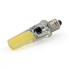 お買い得  LED 電球-860-1000lm E11 LEDスポットライト T 1 LEDビーズ COB 装飾用 温白色 クールホワイト 220-240V