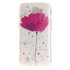Για Θήκη LG IMD / Με σχέδια tok Πίσω Κάλυμμα tok Λουλούδι Μαλακή TPU LG LG K10 / LG K8 / LG K7 / LG K4