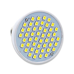 GU10 GX5.3 LED Spotlight MR16 48 SMD 2835 300lm Warm White Cold White 2700-6500K Decorative AC 220-240V