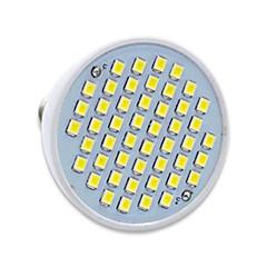 abordables Ampoules LED-gu10 gx5.3 led spotlight mr16 48 smd 2835 300lm blanc chaud froid blanc 2700-6500k décoratif ac 220-240v