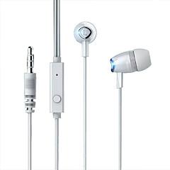 Magcc S9 I øret Ledning Hovedtelefoner Dynamisk Mobiltelefon øretelefon Med Mikrofon Headset