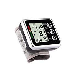 automatikus zárási funkció folyadékkristályos kijelz intelligens elektronikus hang vérnyomásmérő