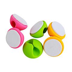Bobinas de Hilo,Plástico Organizador de escritorio