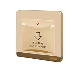 jp86 ملاحظة - أي بطاقة التفاح الذهب switchany كهربائي بطاقة تأخير التبديل الكهربائية