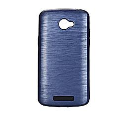 Недорогие Чехлы и кейсы для LG-Кейс для Назначение LG K8 LG LG K5 LG K10 LG G5 Защита от удара Кейс на заднюю панель Сплошной цвет Твердый ПК для LG V20