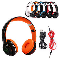 preiswerte Headsets und Kopfhörer-JKR 208B Kopfhörer (Kopfband)ForMedia Player/Tablet PC / Handy / ComputerWithMit Mikrofon / Lautstärkeregler / FM-Radio / Spielen / Sport