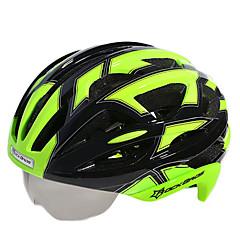 tanie -ROCKBROS Kask rowerowy Kolarstwo 26 Otwory wentylacyjne Górski Miejski Ultralekkie Sportowy Młodzieżowy Kolarstwo górskie Kolarstwie