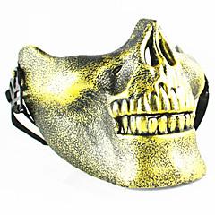 Halloweenmaskers Schedelmasker Speeltjes Skull Skeleton Horror Theme 1 Stuks Halloween Maskerade Geschenk