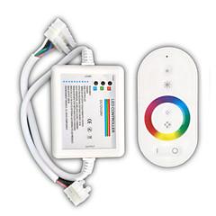 cheap LED Strip Lights-DC 12-24V Lighting Accessory RGB Controller Plastic