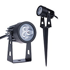 tanie Oświetlenie zewnętrzne-9w mini led spotlight światła na zewnątrz ogród trawnik krajobraz ścieżki stoczni żarówki