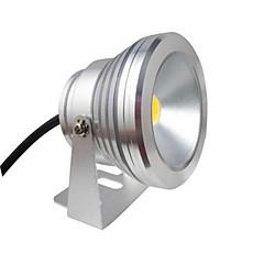 billige Udendørsbelysning-10W Undervandslamper Vandtæt Fjernstyret Svømmepøl RGB DC 12V