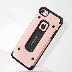 Для Защита от удара Кейс для Задняя крышка Кейс для Один цвет Твердый Металл для AppleiPhone 7 Plus / iPhone 7 / iPhone 6s Plus/6 Plus /