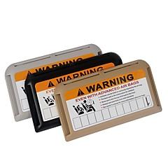 Χαμηλού Κόστους -ziqiao σκιάδιο του αυτοκινήτου κλιπ διοργανωτή υψηλής ταχύτητας IC κάρτα κλιπ πολλαπλών λειτουργιών προσωρινή τηλέφωνο πάρκινγκ κάτοχος