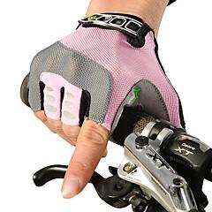 tanie Rękawiczki na rower-Rękawiczki sportowe Rękawiczki rowerowe Wodoodporny Quick Dry Ultraviolet Resistant Przepuszczalność wilgoci Zdatny do noszenia