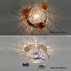 Mennyezeti izzók Kristály LED Mini stílus Izzót tartalmaz 1 db.