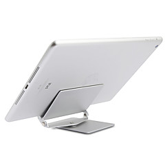 cheap iPad Mounts & Holders-Tablet PC & Mobile Phone Stand Holder 360 Degree Rotate Aluminum Alloy Desktop Lazy Support Folding Detachable Bracket Durable