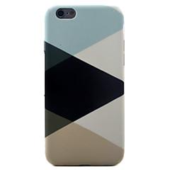 Недорогие Кейсы для iPhone 7 Plus-Кейс для Назначение Apple iPhone X / iPhone 8 / iPhone 7 С узором Кейс на заднюю панель Геометрический рисунок Мягкий ТПУ для iPhone X / iPhone 8 Pluss / iPhone 8