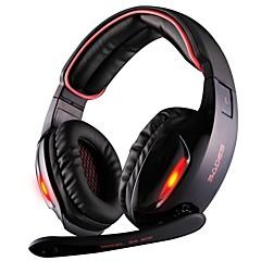 Neutral Product SA903 Hoofdtelefoons (hoofdband)ForComputerWithmet microfoon / DJ / Volume Controle / Gaming / Ruisverminderend / Hi-Fi /