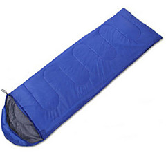 Sleeping Bag Envelope / Rectangular Bag 10°C Moistureproof/Moisture Permeability Waterproof Portable Foldable Breathability Rectangular