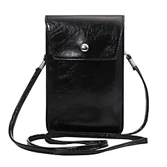 Для универсального мобильного телефона мобильного телефона ib5 pu кожаный карманный телефон для телефона 3,5-5,5'cell (черный серый розовый)