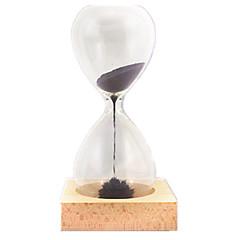 abordables Accesorios de Magia-Reloj de Arena Novedades Artículos de decoración Vidrio Hierro Chico Chica Juguet Regalo 1 pcs