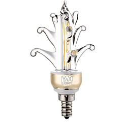 preiswerte LED-Birnen-YWXLIGHT® 400-500lm E12 Lichtdekoration 2 LED-Perlen COB Dekorativ Warmes Weiß Kühles Weiß 110V