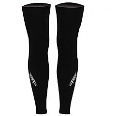 Uniszex Tavasz Nyár Tél Ősz Leg Warmers Melegen tartani Könnyű anyagok Kényelmes Védő Terylene Fitnessz Kerékpározás/Kerékpár